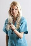 Mooie chirurg Royalty-vrije Stock Foto