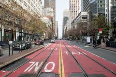 Mooie cityscape van San Francisco Royalty-vrije Stock Foto