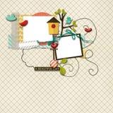 Mooie clusters Stock Fotografie