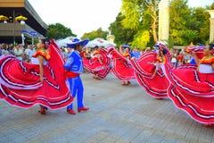 Mooie dansers Stock Fotografie