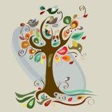 Mooie de boom van de kunst Royalty-vrije Stock Foto