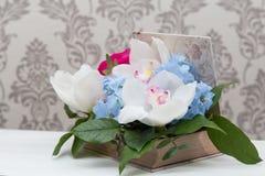 Mooie de lentebloemen voor 8 Maart Royalty-vrije Stock Foto's