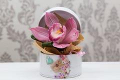 Mooie de lentebloemen voor 8 Maart Stock Foto