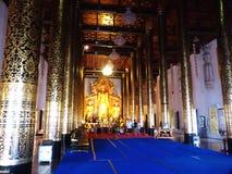 Mooie de tempellevensstijl Thailand van de godsdienstvrijheid Stock Afbeeldingen