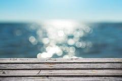 Mooie de zomerachtergrond Royalty-vrije Stock Fotografie