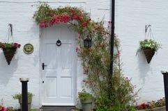 Mooie deur Stock Afbeelding