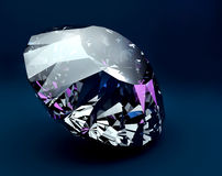 Mooie Diamant Royalty-vrije Illustratie