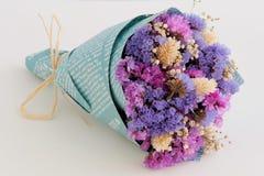 Mooie droge bloemen Royalty-vrije Stock Foto
