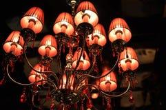 Mooie droplight royalty-vrije stock afbeeldingen