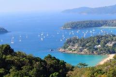Mooie eilanden Stock Afbeelding