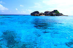 Mooie eilanden Royalty-vrije Stock Fotografie