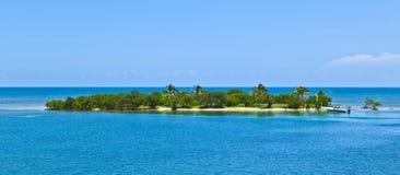 Mooie eilanden in de sleutels stock afbeeldingen