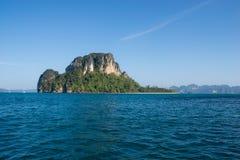 Mooie eilanden in Thailand Royalty-vrije Stock Foto's