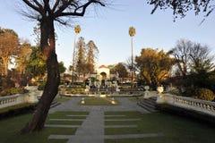 Mooie en uitstekende hoftuin Stock Foto