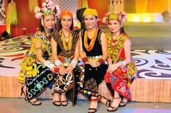 Mooie Etnische Dames Royalty-vrije Stock Foto's