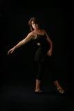 Mooie Expressieve Vrouwelijke Danser stock foto's