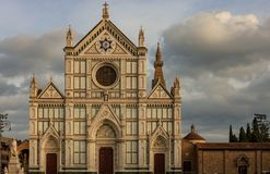 mooie Florence Cathedral Toscanië, Italië stock fotografie