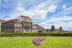 Mooie gebouwen Royalty-vrije Stock Afbeelding
