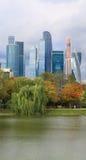 Mooie gebouwenwolkenkrabber Stock Fotografie