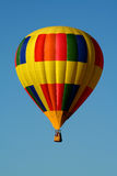 Mooie Gele Ballon Stock Fotografie
