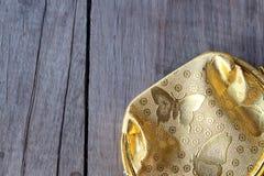 Mooie geplaatste muntstukzak Royalty-vrije Stock Foto's