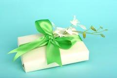Mooie gift Stock Afbeelding