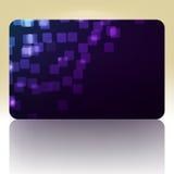 Mooie giftkaart. EPS 8 Stock Fotografie