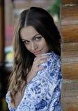 Mooie girl2 Royalty-vrije Stock Fotografie