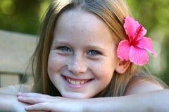 Mooie glimlach Royalty-vrije Stock Foto's