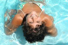 mooie glimlachen Royalty-vrije Stock Afbeeldingen