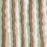 Mooie golvende lijnen met de textuurachtergrond van het puntenpatroon Royalty-vrije Stock Afbeeldingen