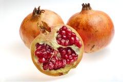 Mooie granaatappel Stock Afbeelding