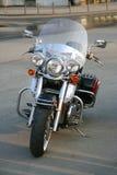Mooie grote motorfiets. stock foto