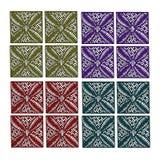 Mooie hand-drawn mandala eps10 Royalty-vrije Stock Foto