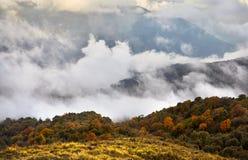 Mooie Himalayan-Bergen royalty-vrije stock foto