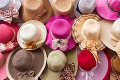 Mooie hoed Royalty-vrije Stock Afbeeldingen