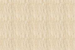 Mooie horizontale textuur van stuk van oude behang gele tint Naadloos patroon vector illustratie