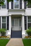 Mooie huisingang stock fotografie