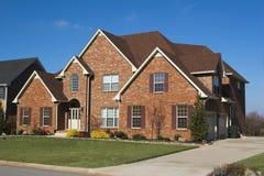 Mooie huizenreeks a2 royalty-vrije stock afbeeldingen