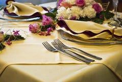 Mooie huwelijkslijst Royalty-vrije Stock Fotografie