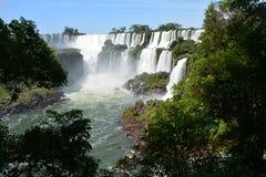 Mooie Iguazu-Dalingen van Argentinië Zuid-Amerika royalty-vrije stock afbeelding