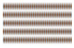 Mooie illustratie van een patroon stock illustratie