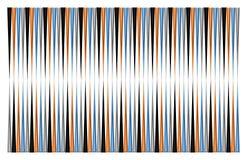 Mooie illustratie van een patroon dat kleurrijk is vector illustratie