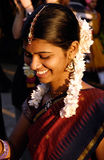 Mooie Indische dame Stock Afbeeldingen