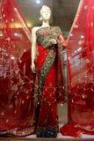 Mooie Indische kleding voor vrouwen Royalty-vrije Stock Foto's