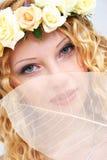 Mooie jonge vrouw Royalty-vrije Stock Foto