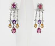 Mooie juwelen Royalty-vrije Stock Foto