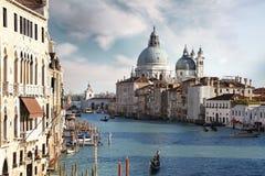 Mooie kanalen in Venetië. Italië Royalty-vrije Stock Foto