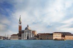Mooie kanalen in Venetië. Italië Royalty-vrije Stock Foto's
