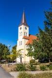 Mooie Kerk - Vrbice, Tsjechische Republiek Stock Afbeelding